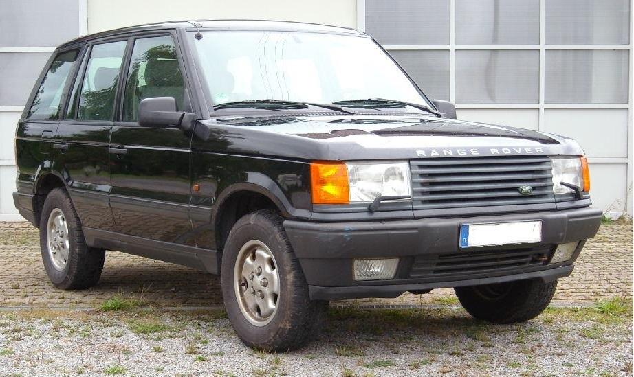 Range Rover II LP P38 1995-2001